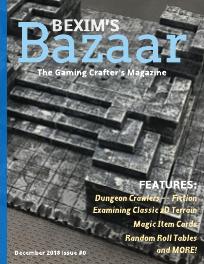 Bexim's Bazaar Issue #0
